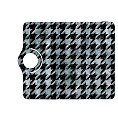Houndstooth1 Black Marble & Ice Crystals Kindle Fire Hdx 8 9  Flip 360 Case by trendistuff