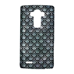 Scales2 Black Marble & Ice Crystals Lg G4 Hardshell Case by trendistuff