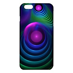 Beautiful Rainbow Marble Fractals In Hyperspace Iphone 6 Plus/6s Plus Tpu Case by jayaprime