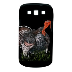Thanksgiving Turkey Samsung Galaxy S Iii Classic Hardshell Case (pc+silicone) by Valentinaart