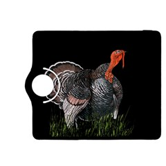 Thanksgiving Turkey Kindle Fire Hdx 8 9  Flip 360 Case by Valentinaart