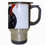 Thanksgiving Turkey Travel Mugs (White) Right