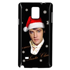 Elvis Presley   Christmas Samsung Galaxy Note 4 Case (black) by Valentinaart