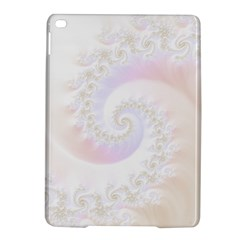 Mother Of Pearls Luxurious Fractal Spiral Necklace Ipad Air 2 Hardshell Cases by jayaprime