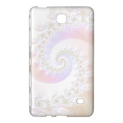Mother Of Pearls Luxurious Fractal Spiral Necklace Samsung Galaxy Tab 4 (7 ) Hardshell Case  by jayaprime