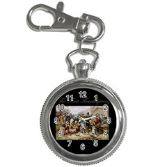 The First Thanksgiving Key Chain Watches by Valentinaart