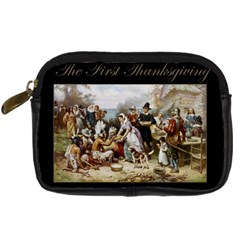 The First Thanksgiving Digital Camera Cases by Valentinaart