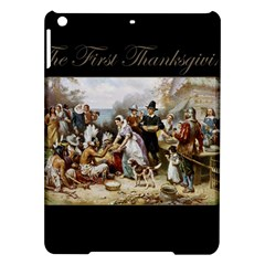 The First Thanksgiving Ipad Air Hardshell Cases by Valentinaart