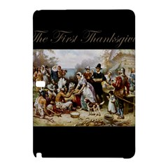 The First Thanksgiving Samsung Galaxy Tab Pro 12 2 Hardshell Case by Valentinaart