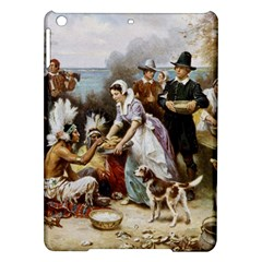 The First Thanksgiving Ipad Air Hardshell Cases