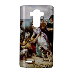 The First Thanksgiving Lg G4 Hardshell Case by Valentinaart