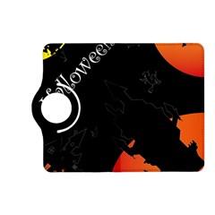 Castil Witch Hlloween Sinister Night Home Bats Kindle Fire Hd (2013) Flip 360 Case by Alisyart