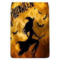 Halloween Wicked Witch Bat Moon Night Flap Covers (s)  by Alisyart