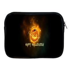 Happy Halloween Pumpkins Face Smile Face Ghost Night Apple Ipad 2/3/4 Zipper Cases by Alisyart