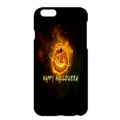 Happy Halloween Pumpkins Face Smile Face Ghost Night Apple Iphone 6 Plus/6s Plus Hardshell Case by Alisyart