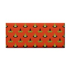 Hat Wicked Witch Ghost Halloween Red Green Black Cosmetic Storage Cases by Alisyart