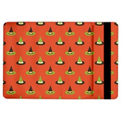 Hat Wicked Witch Ghost Halloween Red Green Black Ipad Air 2 Flip by Alisyart