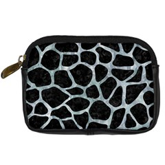 Skin1 Black Marble & Ice Crystals Digital Camera Cases by trendistuff