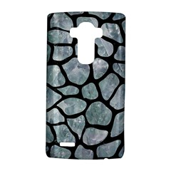Skin1 Black Marble & Ice Crystals (r) Lg G4 Hardshell Case by trendistuff