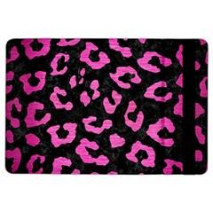 Skin5 Black Marble & Pink Brushed Metal Ipad Air 2 Flip