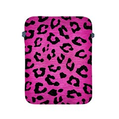Skin5 Black Marble & Pink Brushed Metal (r) Apple Ipad 2/3/4 Protective Soft Cases by trendistuff