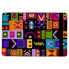 Abstract A Colorful Modern Illustration Ipad Air Flip by Celenk