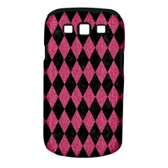 Diamond1 Black Marble & Pink Denim Samsung Galaxy S Iii Classic Hardshell Case (pc+silicone) by trendistuff