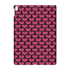 Scales3 Black Marble & Pink Denim Apple Ipad Pro 10 5   Hardshell Case by trendistuff