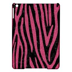 Skin4 Black Marble & Pink Denim Ipad Air Hardshell Cases by trendistuff