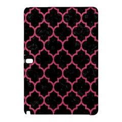 Tile1 Black Marble & Pink Denim (r) Samsung Galaxy Tab Pro 12 2 Hardshell Case by trendistuff