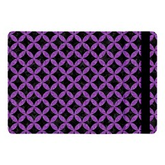 Circles3 Black Marble & Purple Denim (r) Apple Ipad Pro 10 5   Flip Case by trendistuff