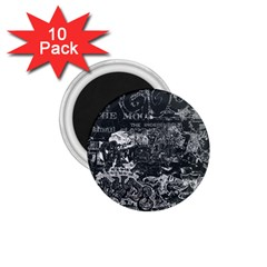 Graffiti 1 75  Magnets (10 Pack)  by ValentinaDesign