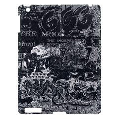 Graffiti Apple Ipad 3/4 Hardshell Case by ValentinaDesign
