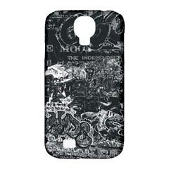 Graffiti Samsung Galaxy S4 Classic Hardshell Case (pc+silicone) by ValentinaDesign