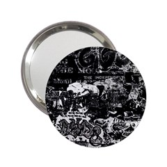 Graffiti 2 25  Handbag Mirrors by ValentinaDesign