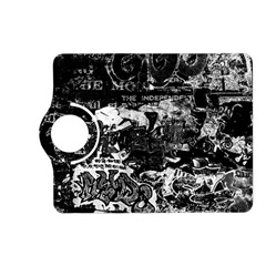 Graffiti Kindle Fire Hd (2013) Flip 360 Case by ValentinaDesign
