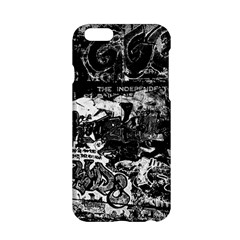 Graffiti Apple Iphone 6/6s Hardshell Case by ValentinaDesign