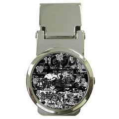 Graffiti Money Clip Watches by ValentinaDesign