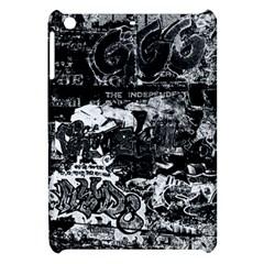Graffiti Apple Ipad Mini Hardshell Case by ValentinaDesign