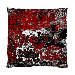 Graffiti Standard Cushion Case (one Side) by ValentinaDesign