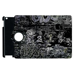 Graffiti Apple Ipad 3/4 Flip 360 Case by ValentinaDesign