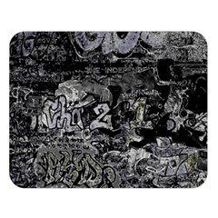 Graffiti Double Sided Flano Blanket (large)  by ValentinaDesign