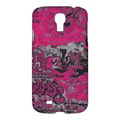 Graffiti Samsung Galaxy S4 I9500/i9505 Hardshell Case by ValentinaDesign