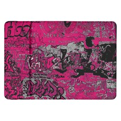 Graffiti Samsung Galaxy Tab 8 9  P7300 Flip Case by ValentinaDesign