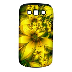 Beautiful Yellow Green Meadow Of Daffodil Flowers Samsung Galaxy S Iii Classic Hardshell Case (pc+silicone) by jayaprime