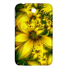 Beautiful Yellow Green Meadow Of Daffodil Flowers Samsung Galaxy Tab 3 (7 ) P3200 Hardshell Case  by jayaprime