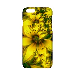 Beautiful Yellow Green Meadow Of Daffodil Flowers Apple Iphone 6/6s Hardshell Case by jayaprime