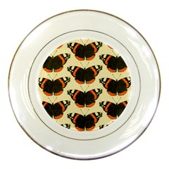 Butterfly Butterflies Insects Porcelain Plates by Celenk