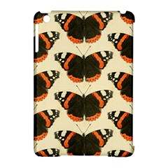 Butterfly Butterflies Insects Apple Ipad Mini Hardshell Case (compatible With Smart Cover) by Celenk