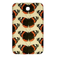 Butterfly Butterflies Insects Samsung Galaxy Tab 3 (7 ) P3200 Hardshell Case  by Celenk